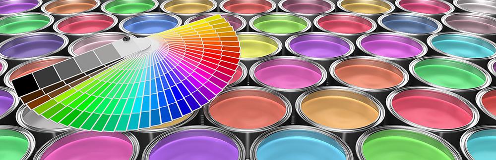 Farben Tapeten